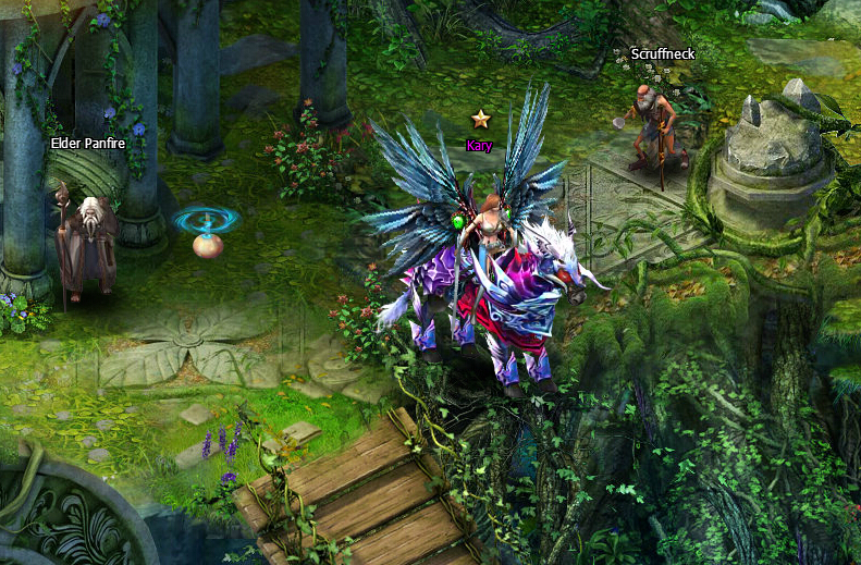 Shadowbound- обзор игры, официальный сайт