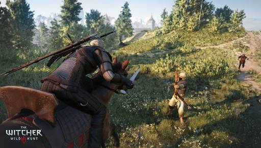 The Witcher 3: Wild Hunt - Новые сведения о консольных версиях The Witcher 3: Wild Hunt