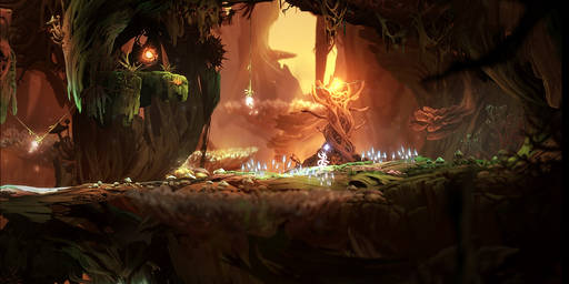 Ori and the Blind Forest - В лес, где мерцают светлячки. Обзор Ori and the Blind Forest