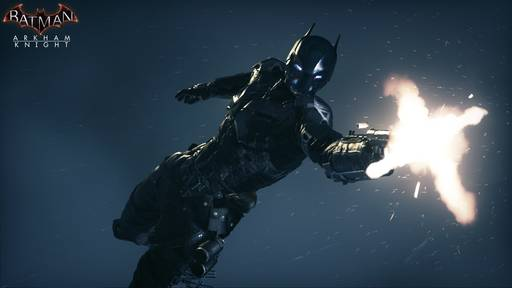 Batman: Arkham Knight - Officer Down