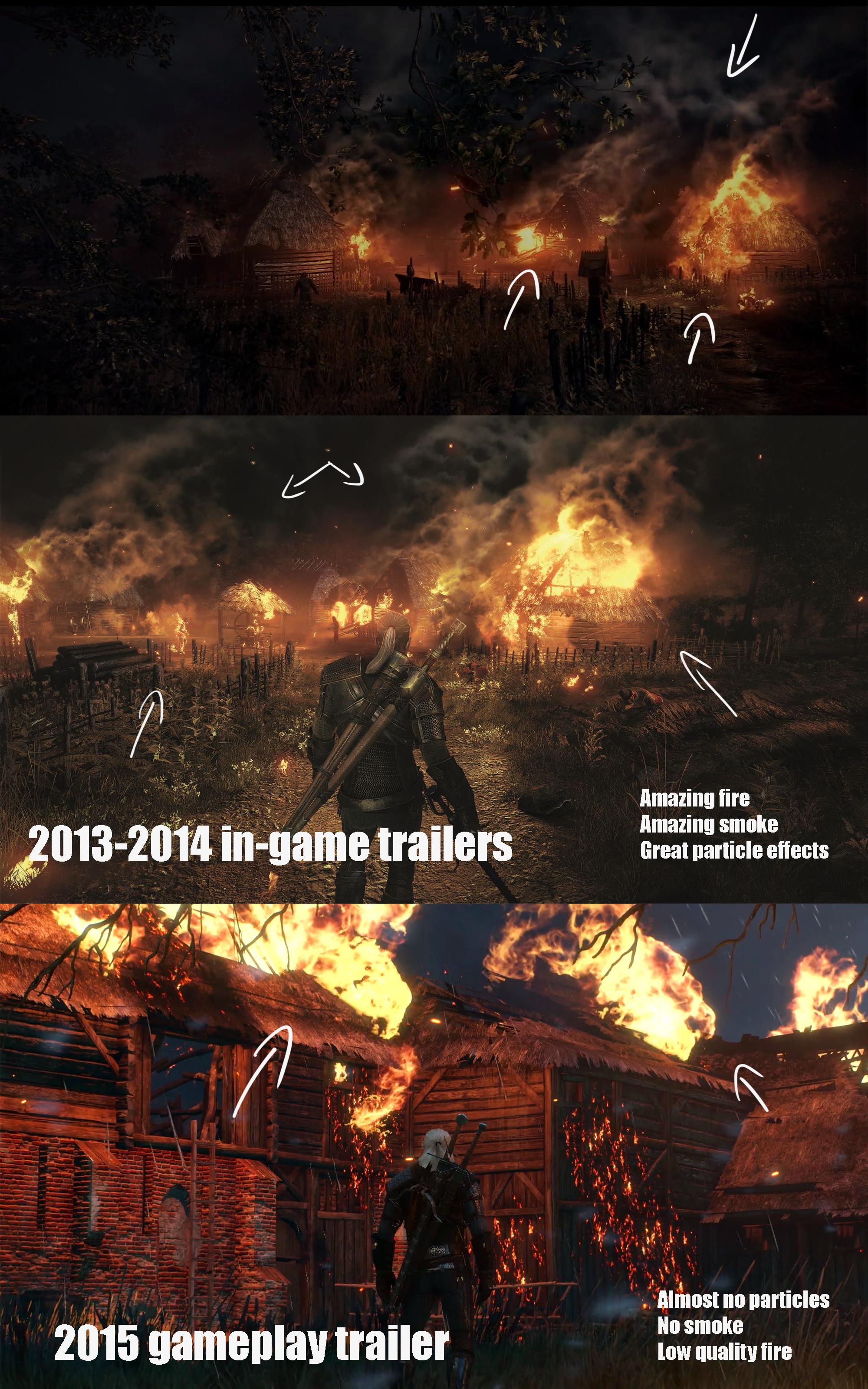 ... качество графики в The Witcher 3: Wild Hunt: empire-of-games.ru/art_32656.html
