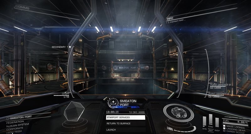 Как в elite dangerous изменить цвет интерфейса