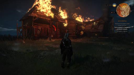 Ведьмак 3: Дикая Охота - Ведьмак 3: Прохождение. Велен. Основной сюжет