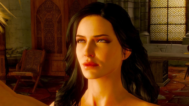 witcher 3 triss and yennefer ending relationship