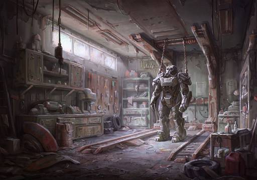 Fallout 4 - Выход Fallout 4 намечен на 10 ноября 2015 для ПК, PS4, XOne