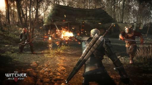 The Witcher 3: Wild Hunt - Обзор умений и билдов Ведьмака