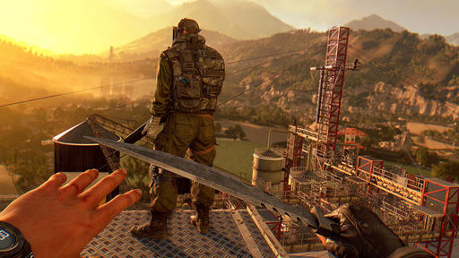 Dying Light - Анонс DYING LIGHT → THE FOLLOWING