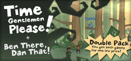 Цифровая дистрибуция - Получаем игры Time Gentlemen, Please and Ben There Dan That от BundleStars и PC Gamer