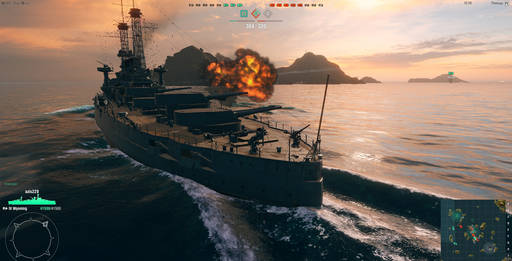 World of Warships - Обзор World of Warships