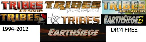 Earthsiege/TRIBES Anthology (1994-2012) DRM FREE
