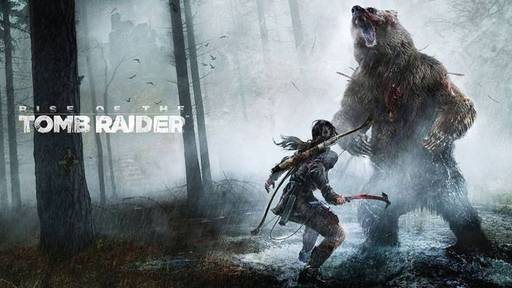 Rise of the Tomb Raider - БУКА выпустит PC-версию игры Rise of the Tomb Raider в январе 2016 года!
