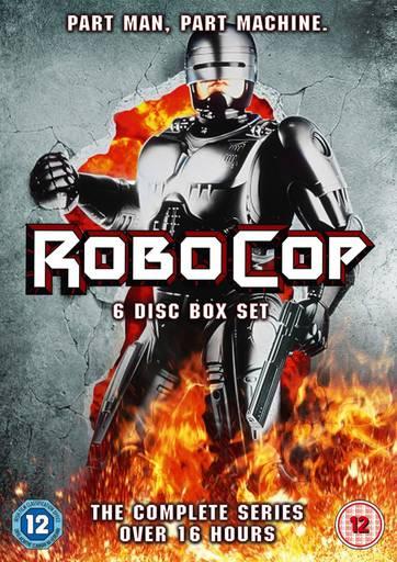 Обо всем - RoboCop