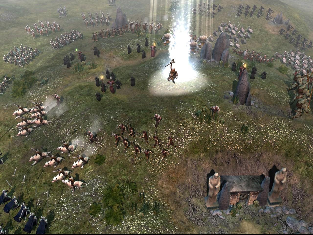 Обзор игр по Властелину Колец, часть 1.