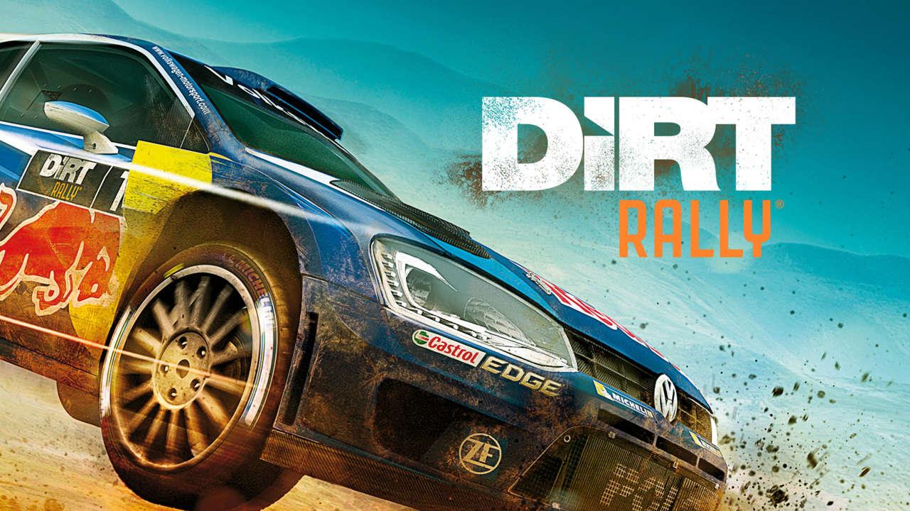 Игру Colin Mcrae: Dirt