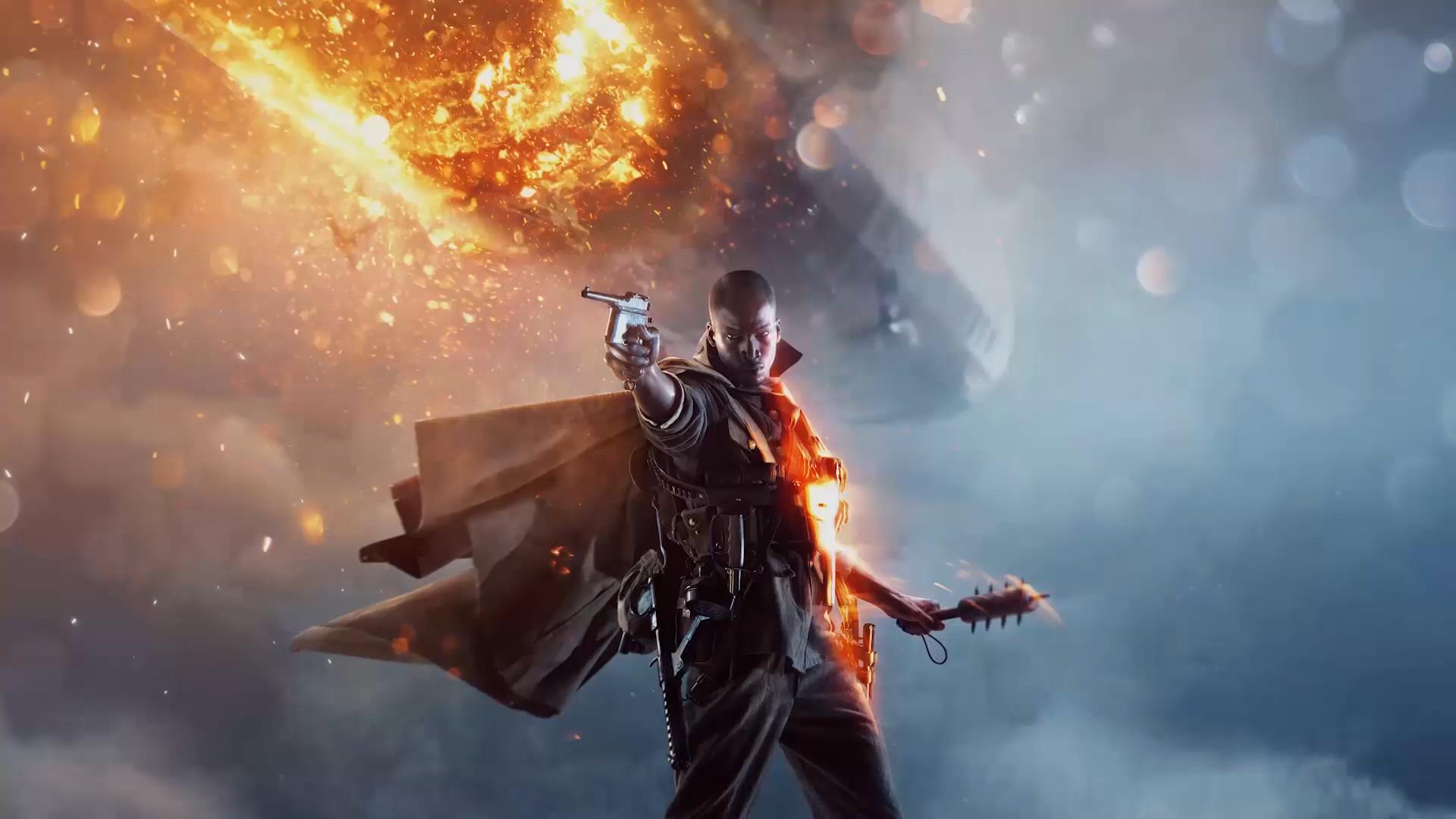 Обои воина, electronic arts, Battlefield 1, окопы. Игры foto 17