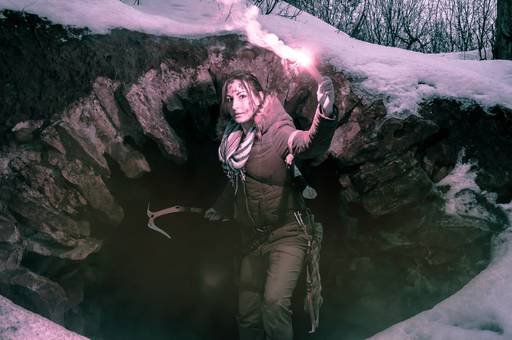 Rise of the Tomb Raider - Rise of the Tomb Raider Cosplay