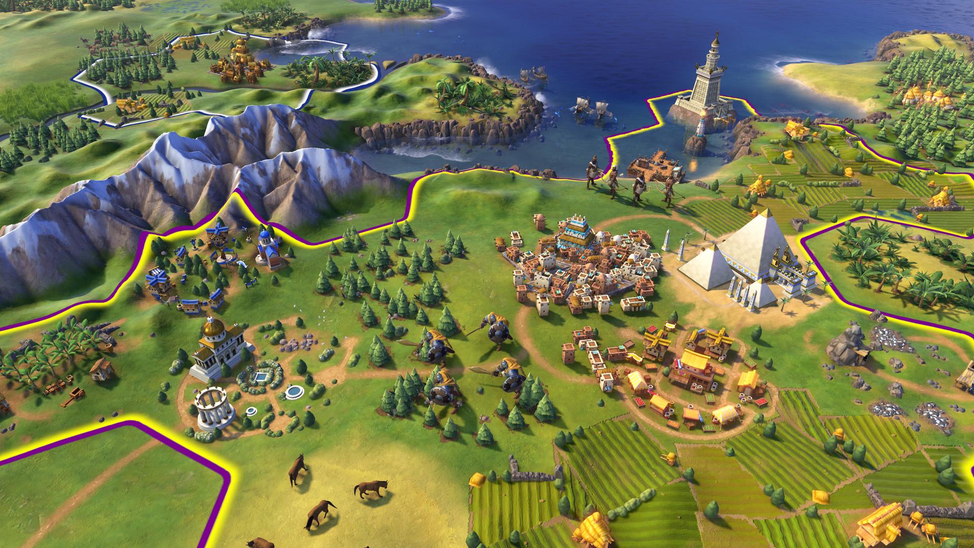 Civilization vi для mac - 16720