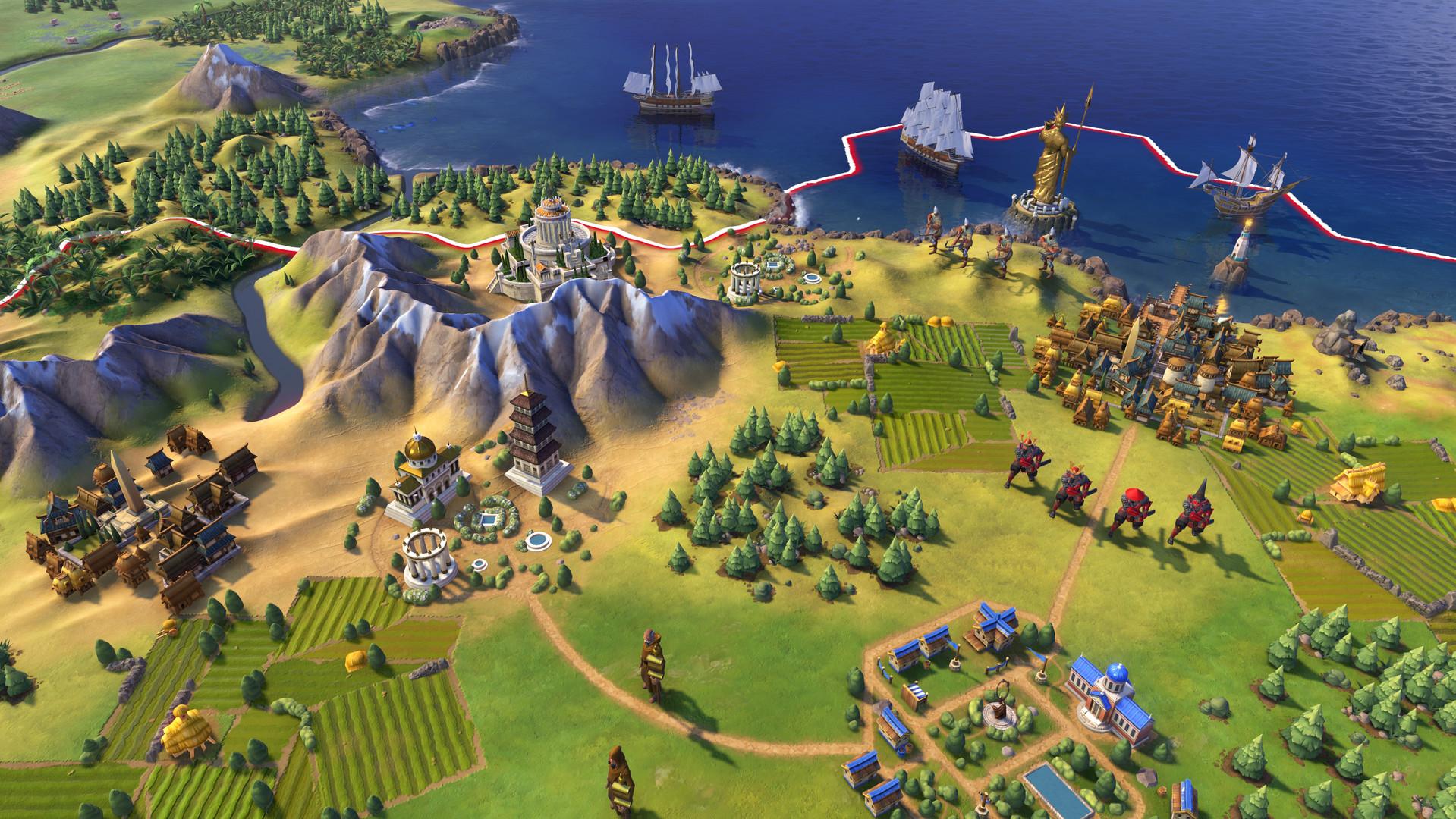 Civilization vi для mac - 6771