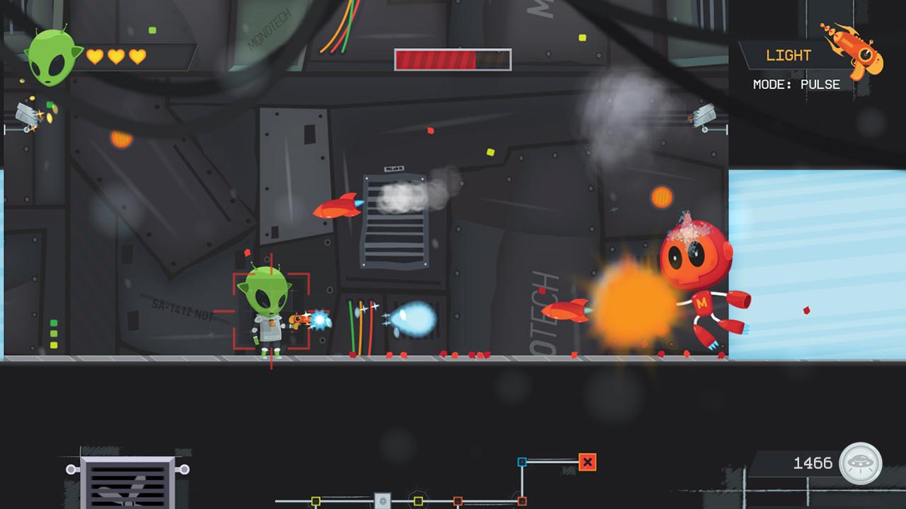 goliath обзор игра