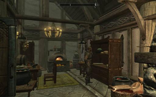 Elder Scrolls V: Skyrim, The - Hearthfire: Как построить дом в Скайриме (гайд)