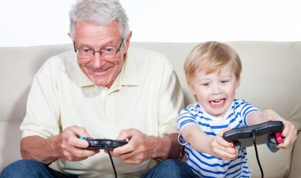 все игры про старых бабушек