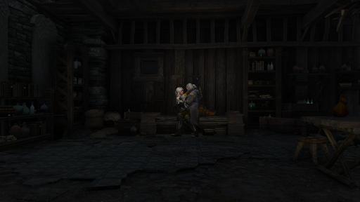 Во втором ведьмаке не могу попасть в человека на стене из балисты
