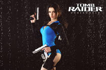 Cosplay Tomb Raider: Underwold
