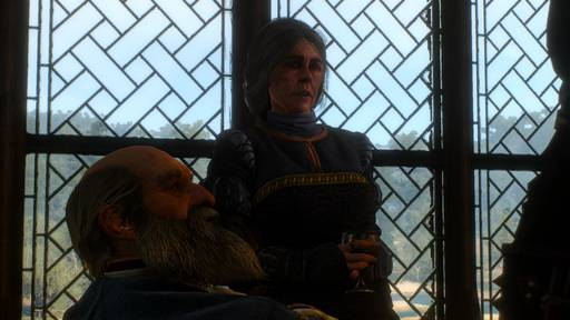 """The Witcher 3: Wild Hunt - The Witcher 3. Supplement """"Stone Heart"""".  Passage of the main plot.  Part two"""