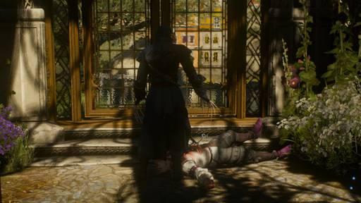 """Ведьмак 3: Дикая Охота - Ведьмак 3. Дополнение """"Кровь и вино"""". Прохождение основного сюжета. Часть первая. Бестия из Боклера и старинный друг"""