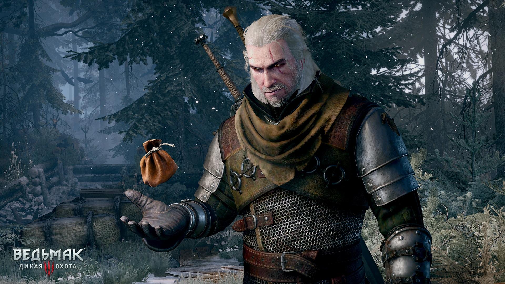 ведьмаки обречены ведьмак 3 дикая охота игры Gamer