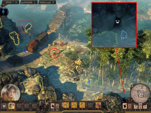 Shadow Tactics: Blades of the Shogun - Полное прохождение игры Shadow Tactics: Blades of the Shogun (Часть 1).