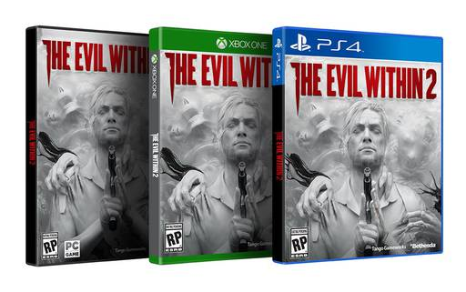Evil Within, The - The Evil Within 2 грядёт в октябре!