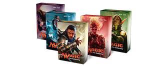 Magic: The Gathering — Duels of the Planeswalkers - Magic Open House колода карт в подарок
