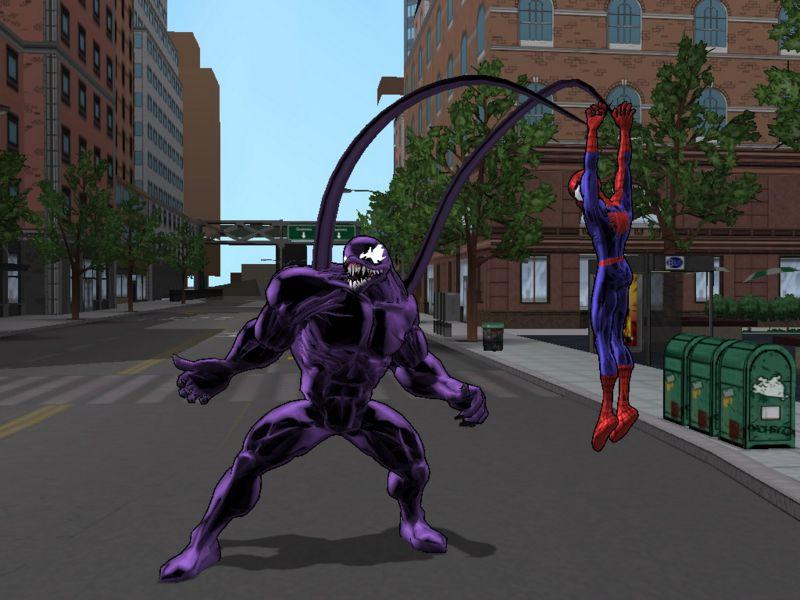 игра человек паук ultimate скачать торрент