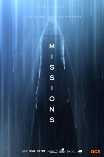 """Про кино - """"Миссии"""" – французский ответ американским фильмам и сериалам про экспедиции на Марс"""