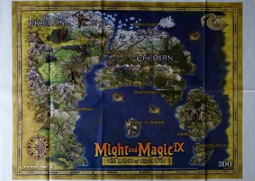 Лучшие игровые рейтинги, топы игр - Загадочная история Might & Magic