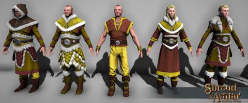Shroud of the Avatar: Forsaken Virtues - Новшества 45 релиза Shroud of the Avatar