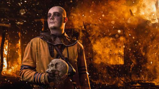 Ведьмак 3: Дикая Охота - Новый косплей по вселенной ведьмака
