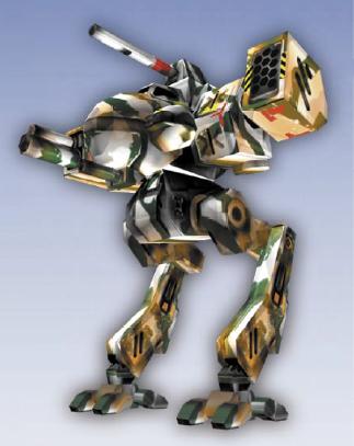 MechWarrior Online - Osiris: Легкий мех со звучным именем египетского бога, но не с его возможностями