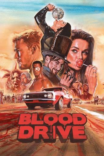"""Про кино - """"Кровавая гонка"""". Сериал в стиле трешовых фильмов 90-х годов"""