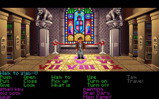 Indiana Jones and the Last Crusade: The Graphic Adventure - Indiana Jones and the Last Crusade