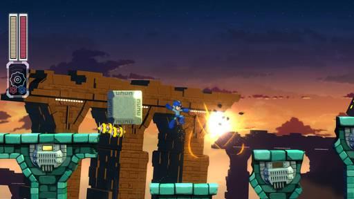 Новости - Юбилей у Mega Man'а!