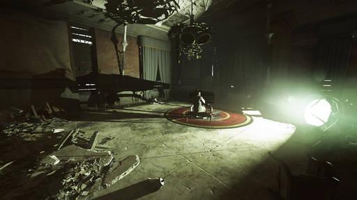 Dishonored 2 - Почему миссия с перемещением во времени из Dishonored 2 так хороша