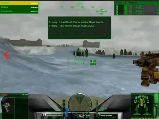 MechWarrior Online - Фафнир. Мех с именем дракона
