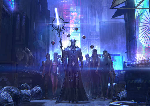 Новости - Футуристическая Re-Legion. Еретики должны покаяться или умереть.