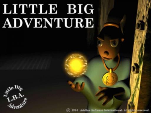Little Big Adventure - LBA: Приключения Твинсена