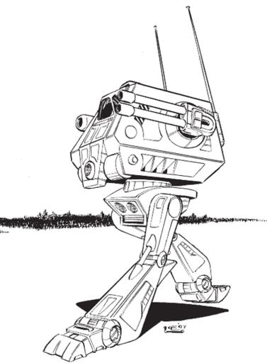 MechWarrior Online - Flea: Легкий мех с интересной судьбой