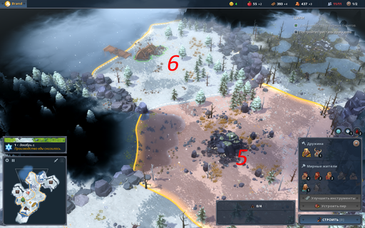 Обо всем - По следам викингов гайд по прохождению кампании в Northgard часть 1