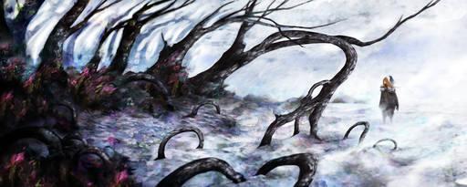 Winter Voices - Начинающаяся компания на Кикстартере и немного о игровой вселенной