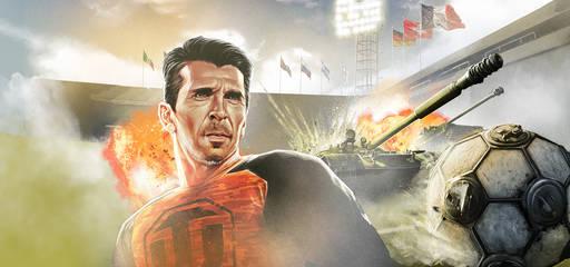 World of Tanks - Футбол в World of Tanks. Возвращение!